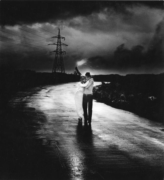 «Дорога», 1975 год. Фото: Гунар Бинде