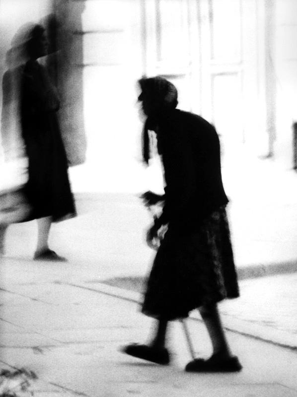 «Тени жизни». 1970 год. Фото: Михаил Дашевский