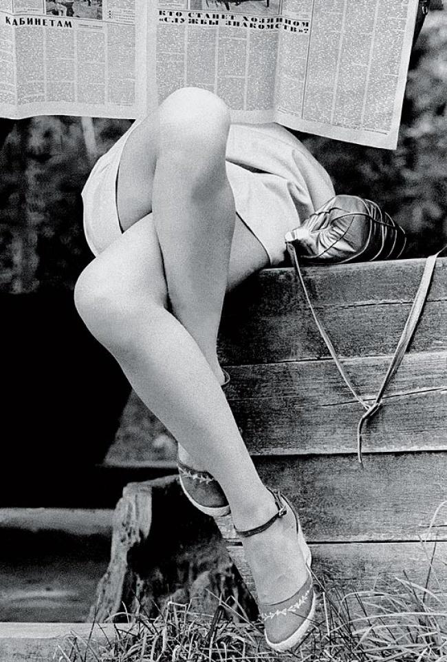 «Кто станет новым хозяином службы знакомств?», 1970 год. Фото: Борис Кауфман