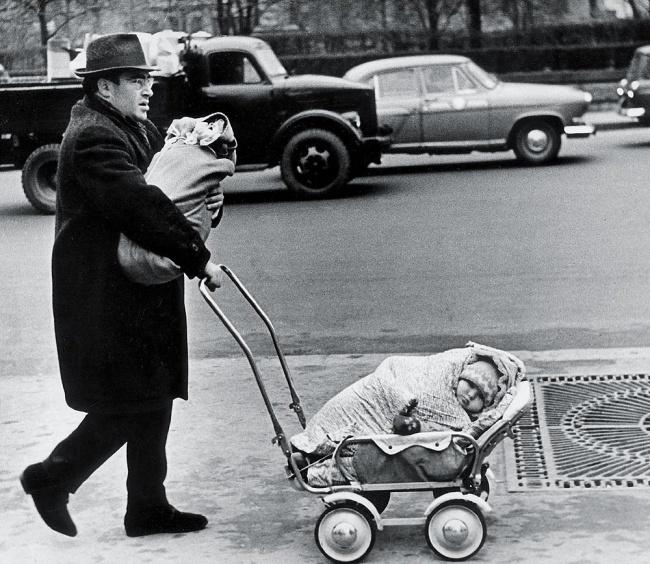 «Плевать мне на Мальтуса», 1960 год. Фото: Виктор Ахломов