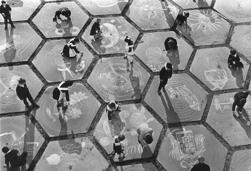 «Оранжевое солнце». 1960 год. Фото: Анатолий Хрупов