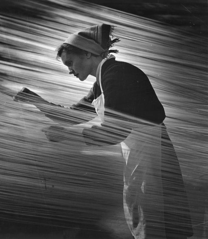 «Ритм труда». 1960 год. Фото: Николай Маторин