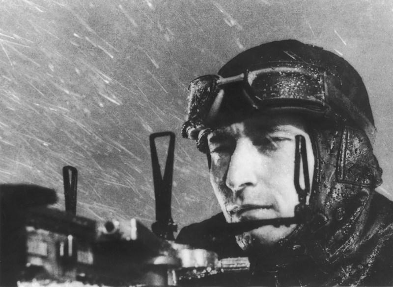 Торпедист. (Виктор Чероков). Балтфлот. 1936 год. Фото: Яков Халип