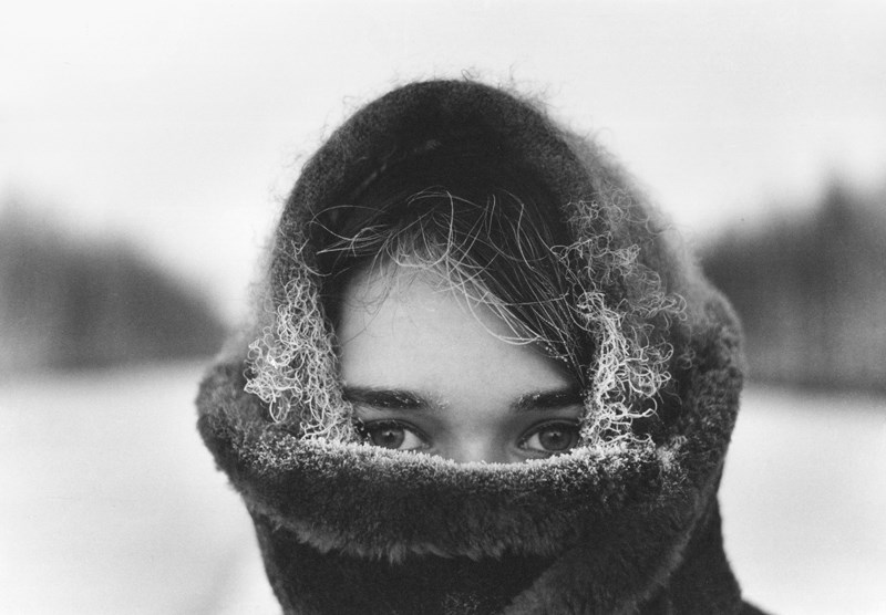 «Зима». 1965 год. Фото: Юрий Луньков