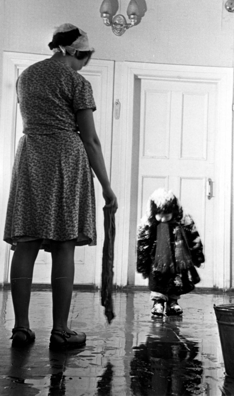 «Догулялся». 1960 год. Фото: Николай Хорунжий