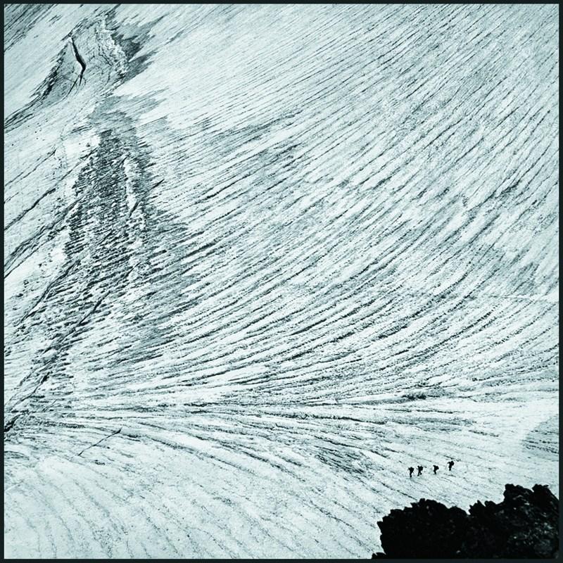 «По вечному льду», 1975 год. Фото: Алексей Васильев