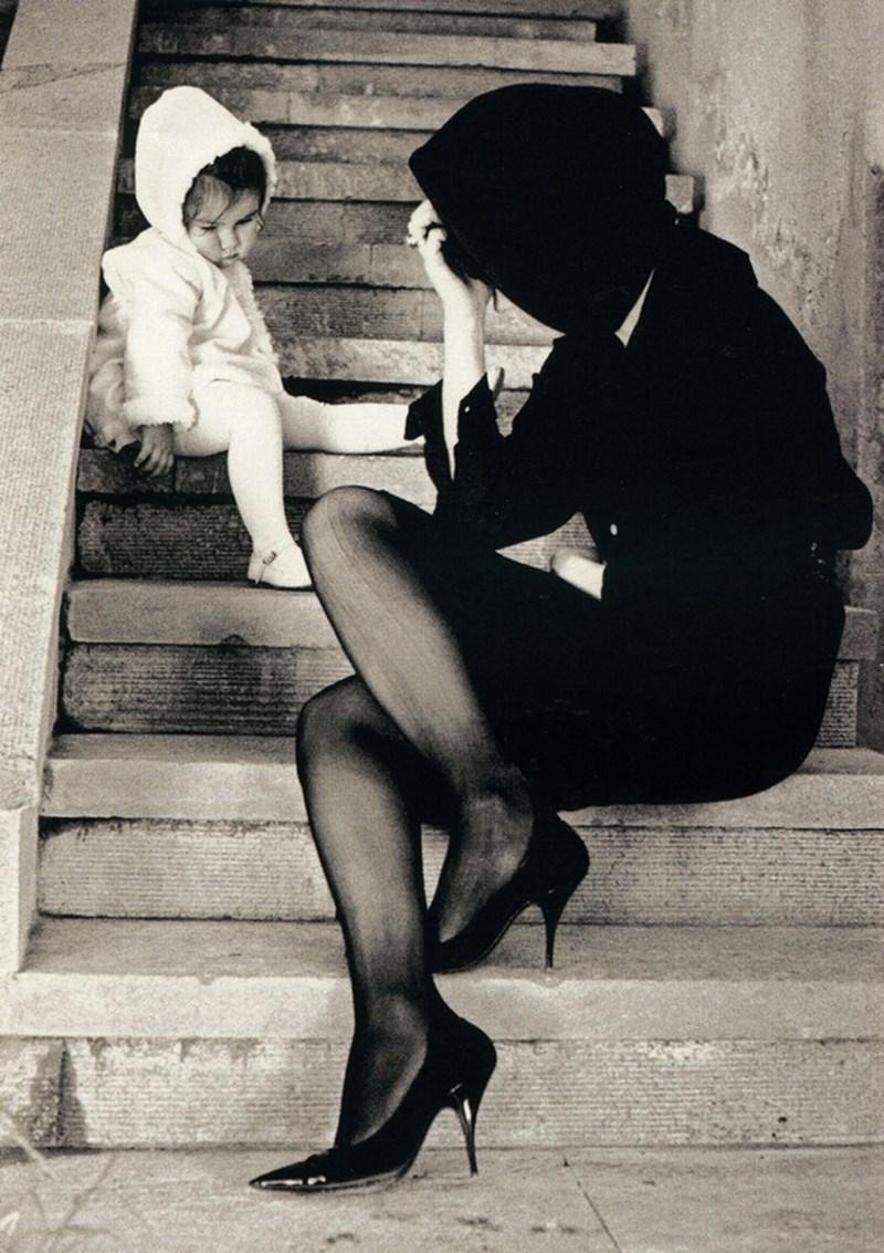 «Утрата». 1964 год. Фото: Эдуард Песов