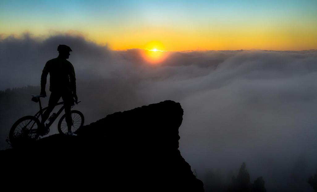 Рассвет. Фото: Tristan Shu