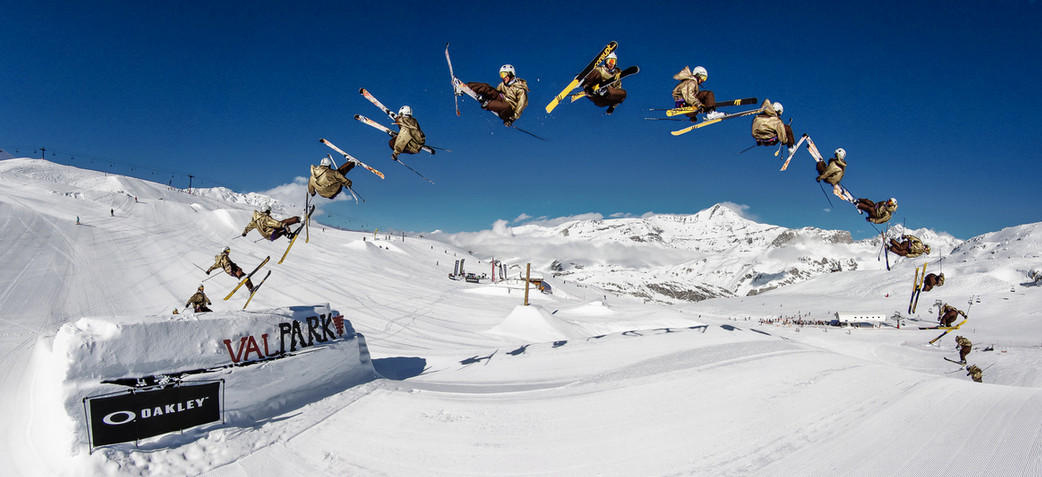 Сноубордист. Фото: Tristan Shu