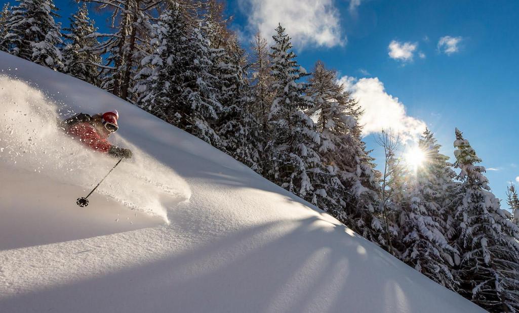 Сноуборд. Фото: Tristan Shu