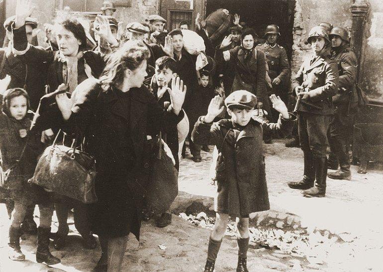 Гражданское сопротивление, 1943