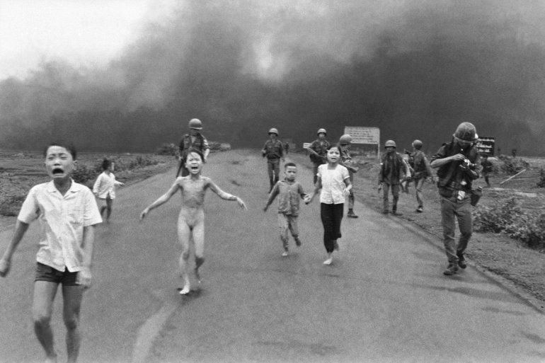 Сожжение заживо во Вьетнаме, 1972