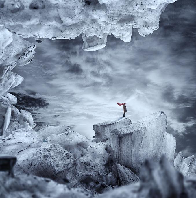 Лед. Фото: Карас Йонут