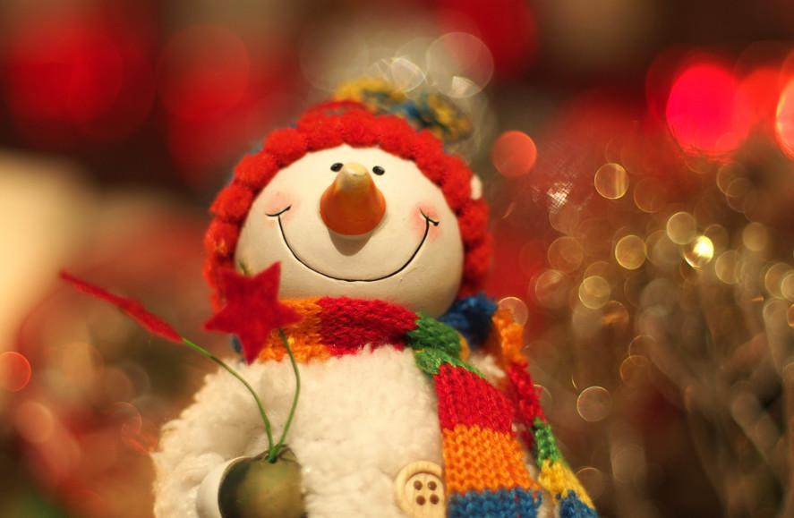 Снеговик. Фото: Manfred Huszar