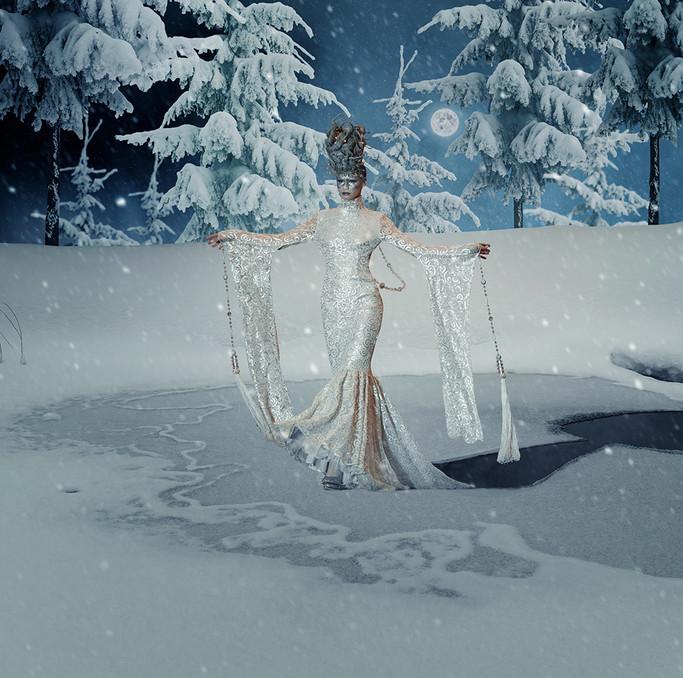 Снежная королева. Фото: Карас Йонут