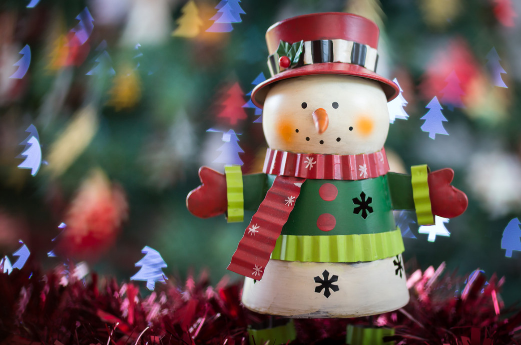Снеговик. Фото: Richie Hatch