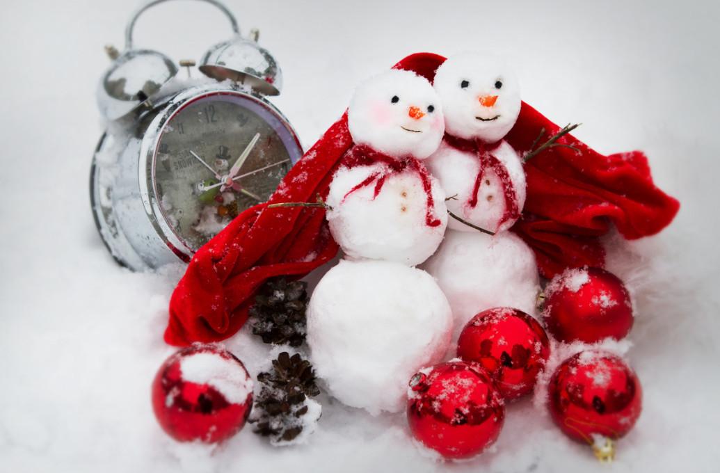 Снеговики. Фото: Blue Popovic