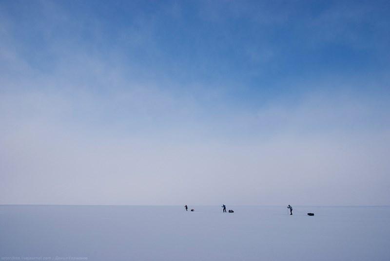 Фотографы-путешественники на Байкале
