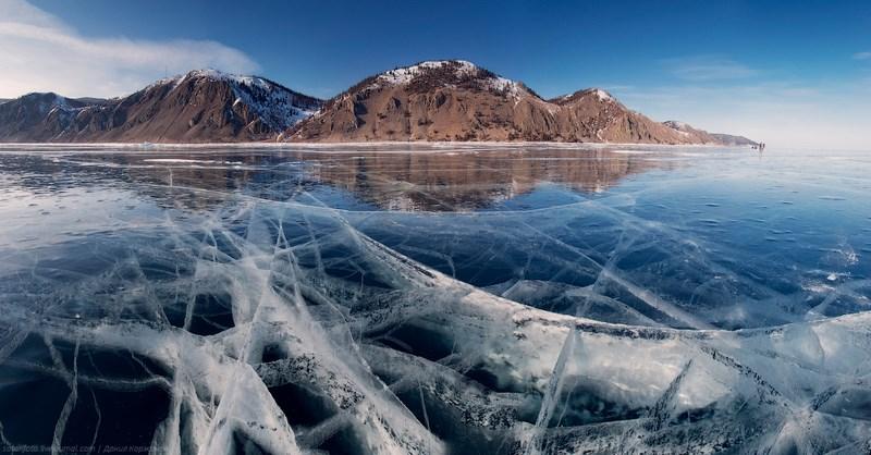 лед и торосы, Бугульдейка