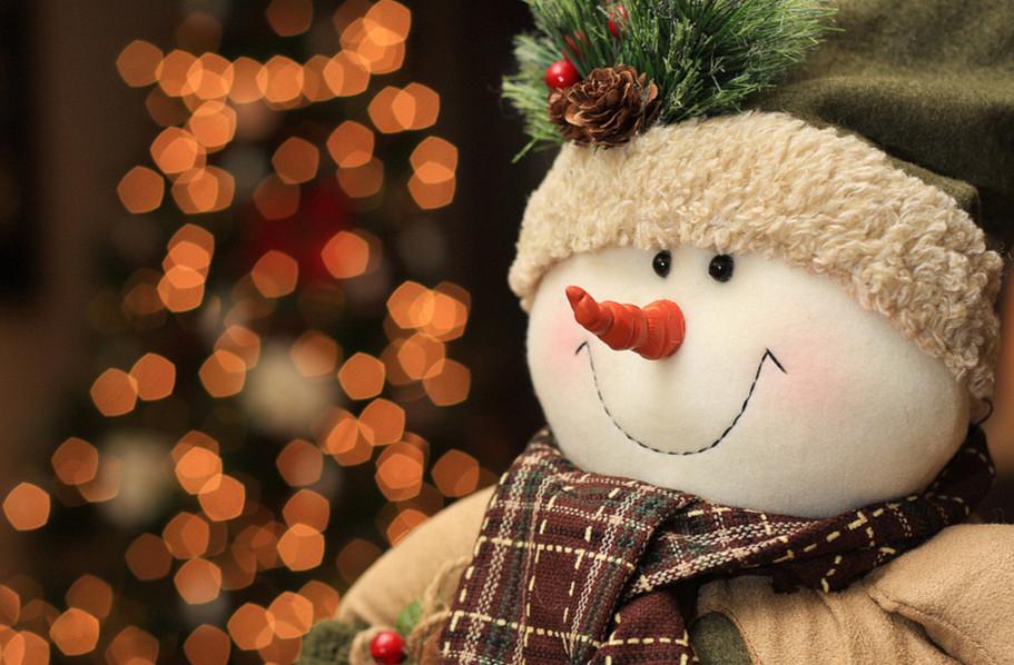 Снеговик. Фото: Andrea Garza