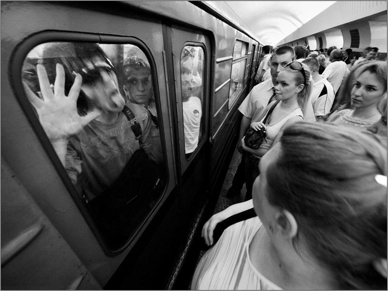 Из серии «Московское метро»