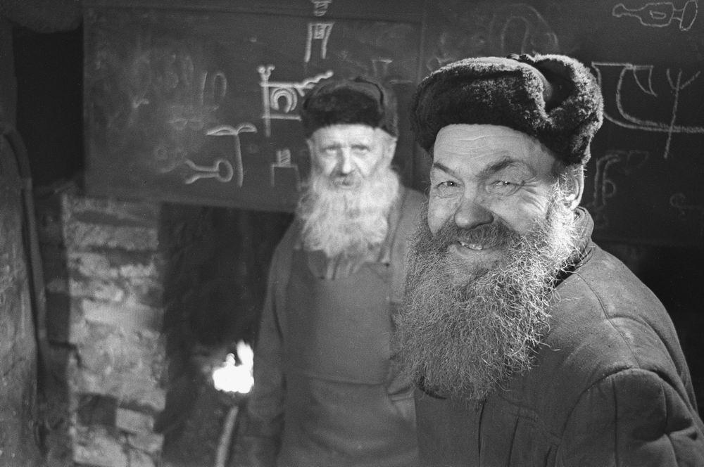 Виктор Ахломов, «Псковские кузнецы», 1965 год
