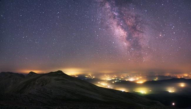 Рекомендация жюри: «Небо вдали от огней». (Tunc Tezel/Astronomy Photographer of the Year)