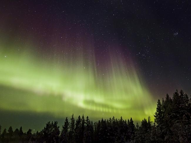 Рекомендация жюри: «Небесные дожди». (Jathin Premjith/Astronomy Photographer of the Year)