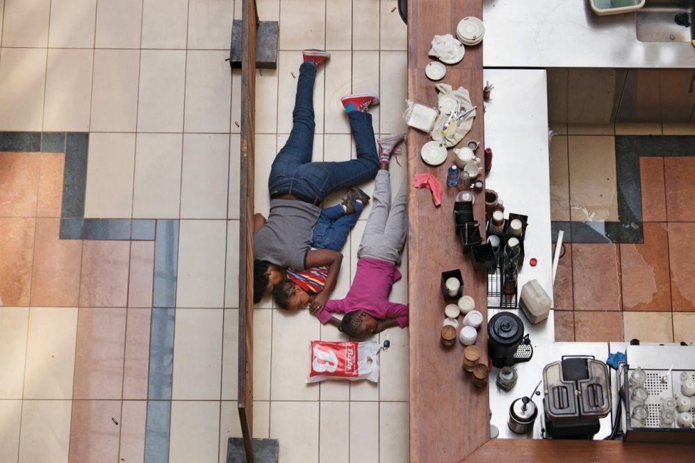 Теракт в торговом центре Найроби. Фото: Tyler Hicks, The New York Times/Redux
