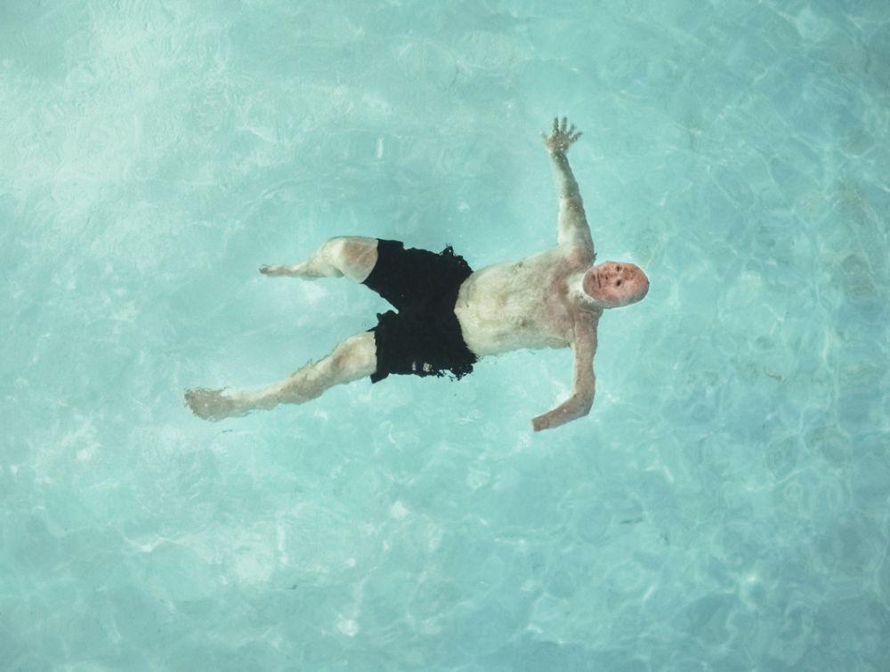 Бобби Хенлайн, потерявший руку во время службы в Ираке. Фото: Peter van Agtmael, Magnum for TIME