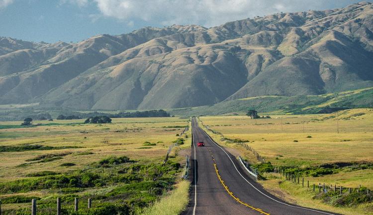 Шоссе № 1 – одна из красивейших дорог в мире