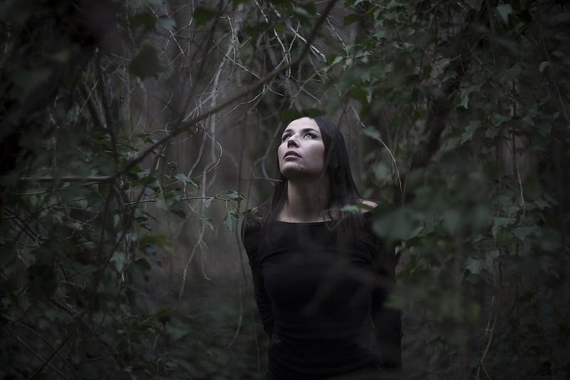 Фото на Гелиос, Fabien Petit. Фотосессия в лесу