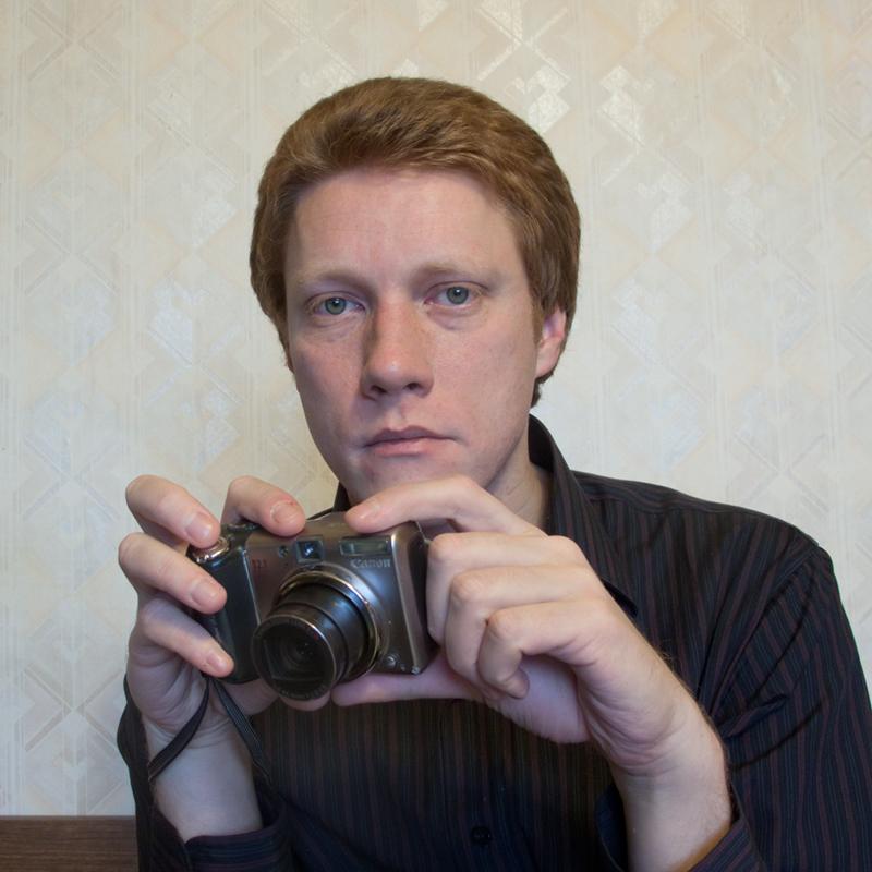 Фотограф Алексей Клятов