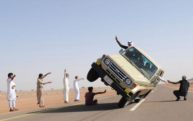 Фото: Мохамед аль Хваити, Саудовская Аравия