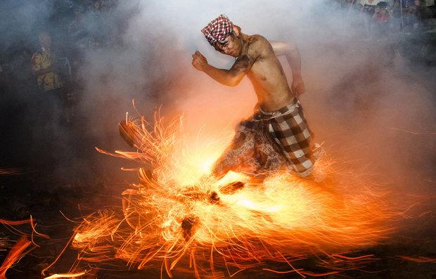 Фото: А А Где Агунг, Индонезия