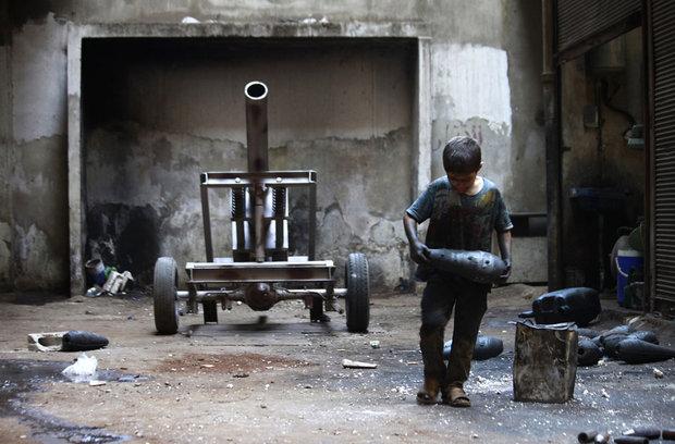 Хамид Хатиб, Сирия