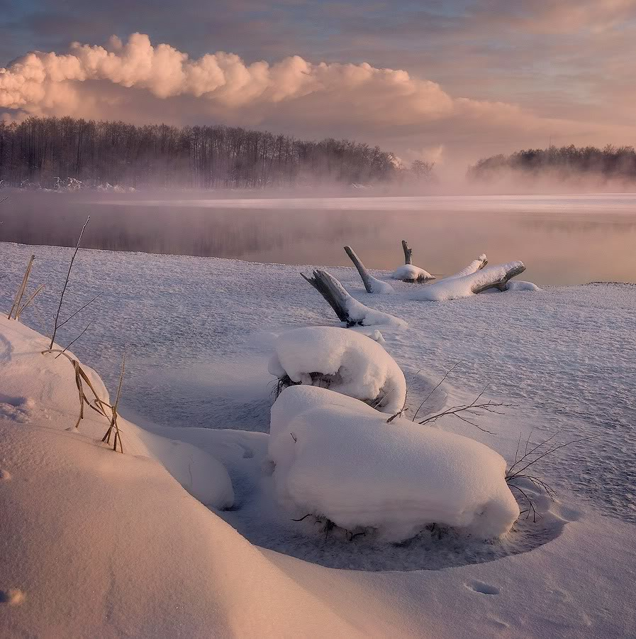 Зима в Шатуре