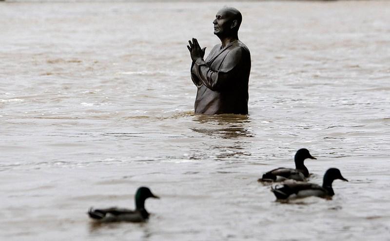 Наводнение в Чехии.