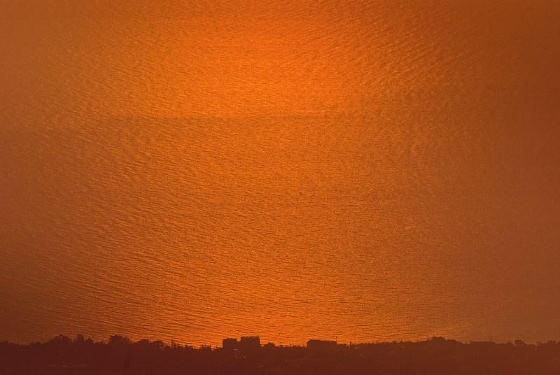 вид на море с Эклизи-Бурун