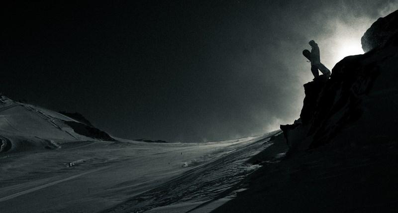 Сноубордист.  Фото Кирилла Умрихина. На фото Артем Шелдовицкий