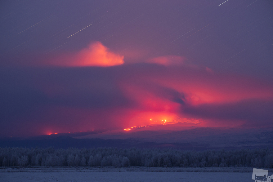 «Звездные войны». Камчатка. 8 декабря 2012 года. Денис Будьков, город Лазо, Камчатский край