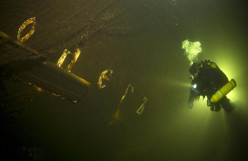 Подводная фотография  Виктора Лягушкина