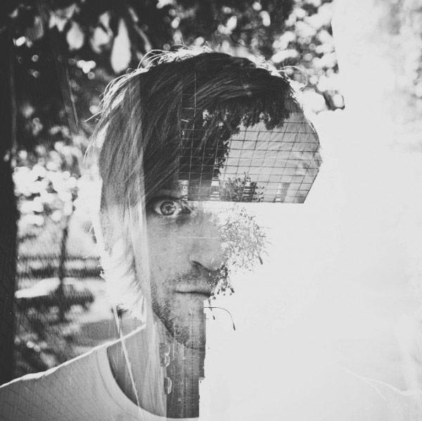 Портреты в технике мультикспозиции, Дэн Маунтфорд (Dan Mountford)