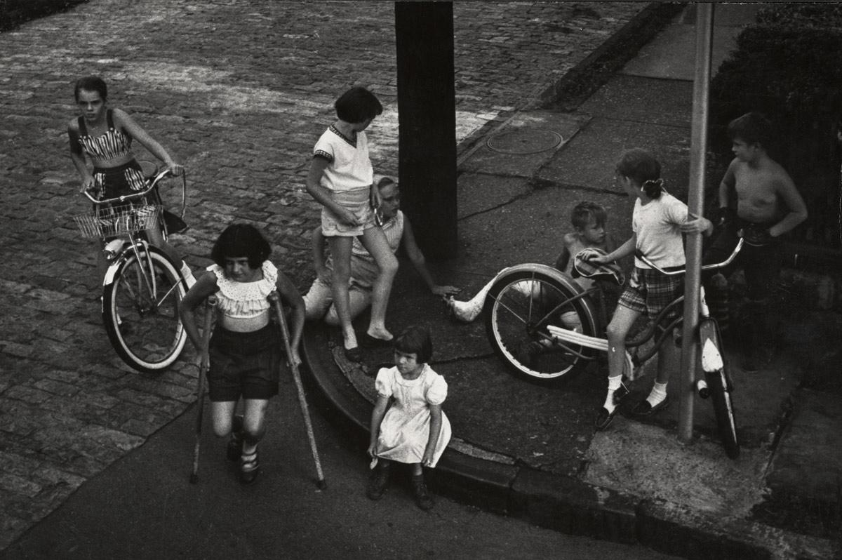 Дети. Фото Юджина Смита