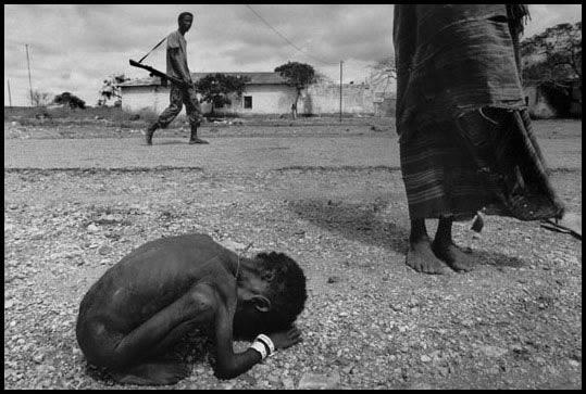 Сомали, 1992 год