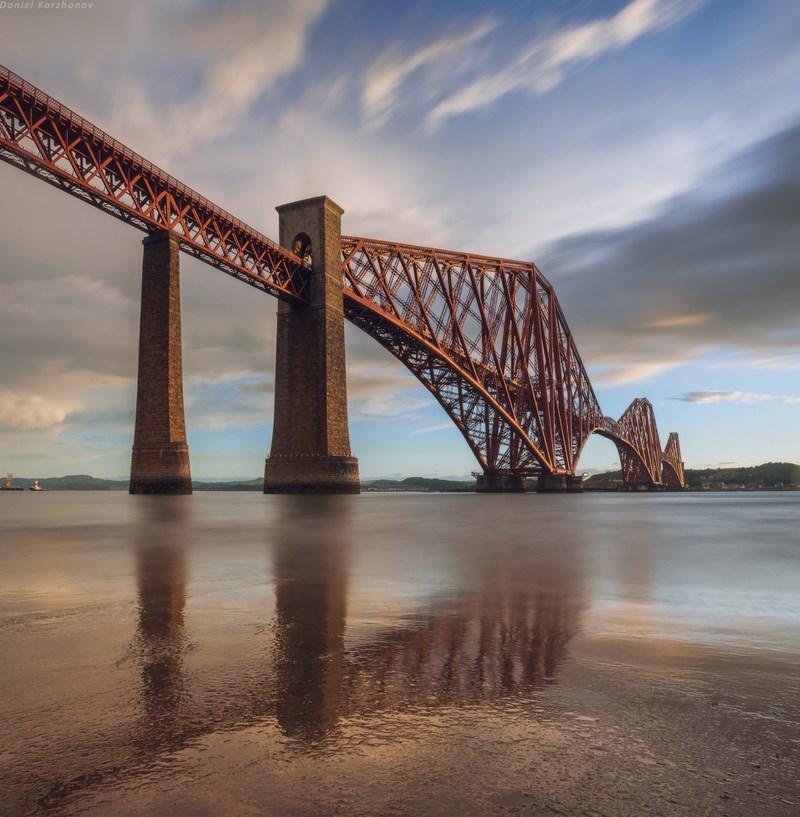 мост Forth Rail Bridge