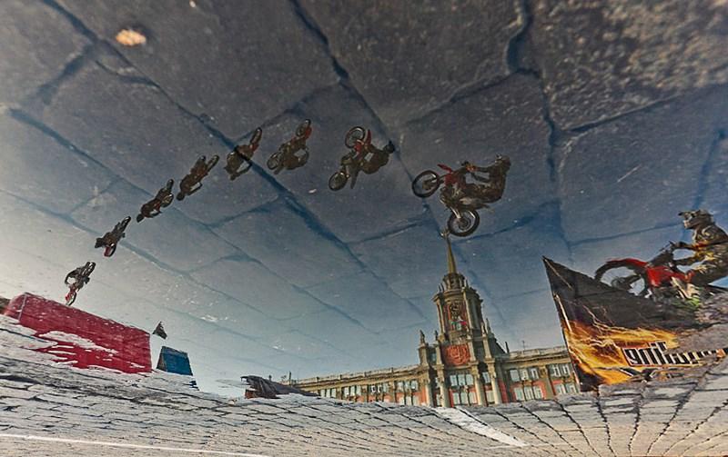 Велотриал. Фото Кирилла Умрихина