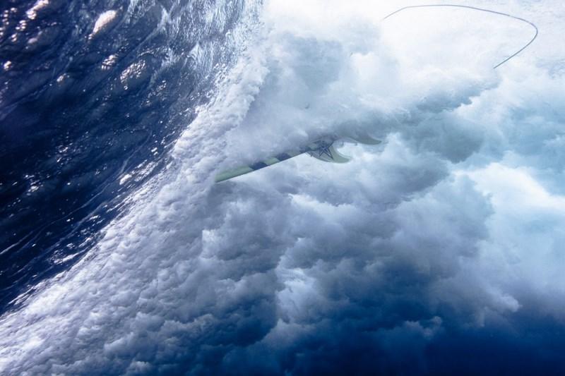 Темнота из пузырей воздуха и пены