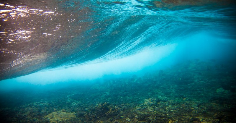 Риф везде разный