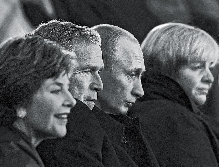Путин. Фото - Дмитрий Азаров